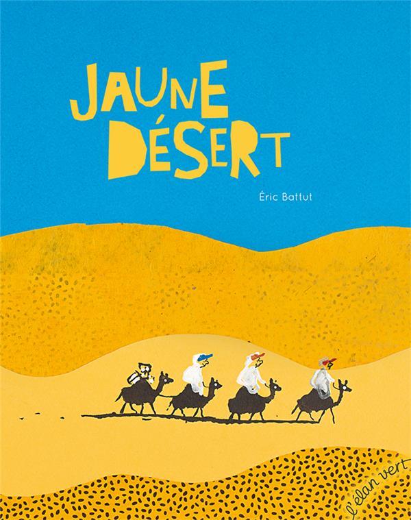 JAUNE DESERT