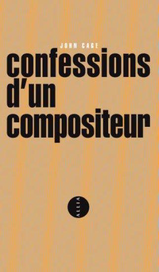 CONFESSIONS D'UN COMPOSITEUR BILINGUE ANGLAIS/FRANCAIS