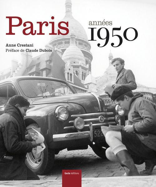 PARIS ANNEES 1950