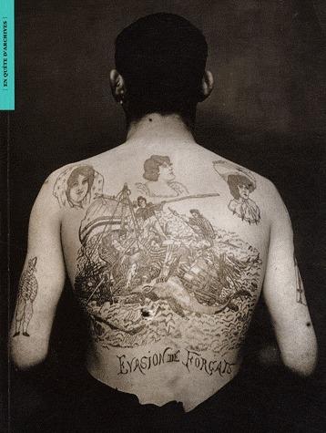 PAPIERS DES BAS-FONDS - ARCHIVES D'UN SAVANT DU CRIME, 1843 - 1924