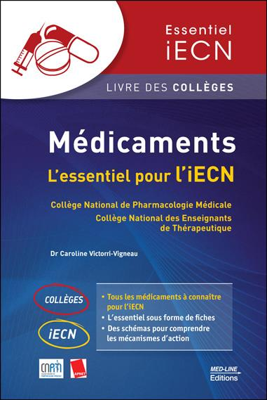 COLLEGE ESSENTIEL IECN MEDICAMENTS