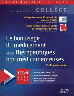 COLLEGE LE BON USAGE DU MEDICAMENT