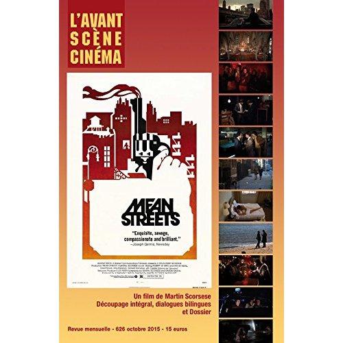 L AVANT-SCENE CINEMA N 626 MEAN STREETS OCTOBRE 2015