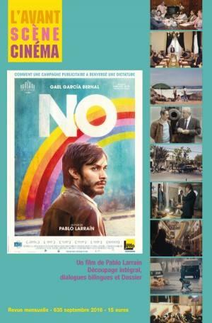 L AVANT-SCENE CINEMA N 635-  N0  DE P.LARRAIN -SEPTEMBRE 2016
