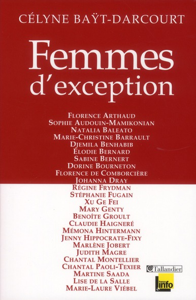 FEMMES D EXCEPTION
