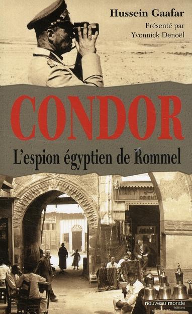 CONDOR - L'ESPION EGYPTIEN DE ROMMEL