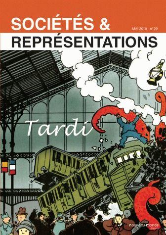 SOCIETES ET REPRESENTATIONS N  29 - TARDI