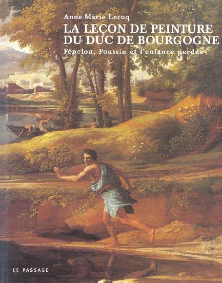 LA LECON DE PEINTURE DU DUC DE BOURGOGNE