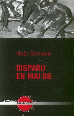 DISPARU DE MAI 68