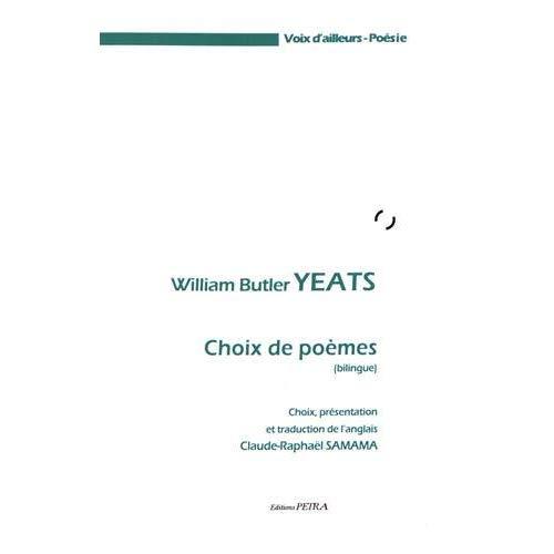 CHOIX DE POEMES (BILINGUE)