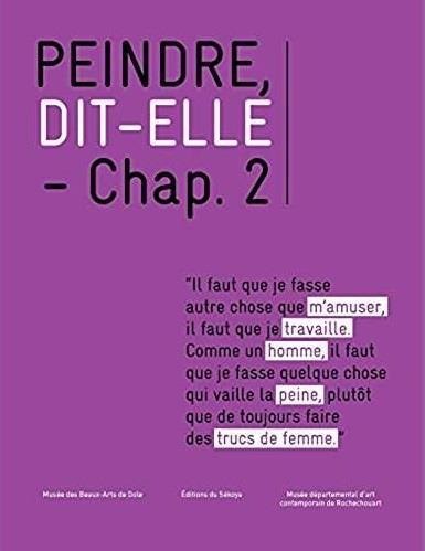 PEINDRE DIT-ELLE - CHAP. 2