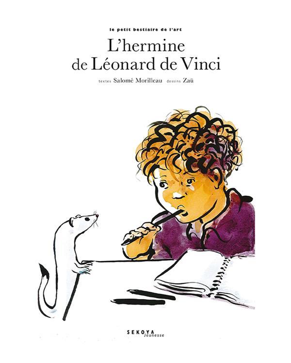 L'HERMINE DE LEONARD DE VINCI