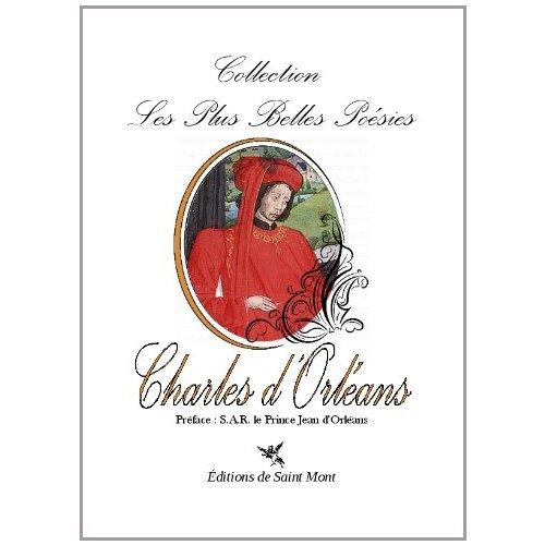 LES PLUS BELLES POESIES DE CHARLES D'ORLEANS