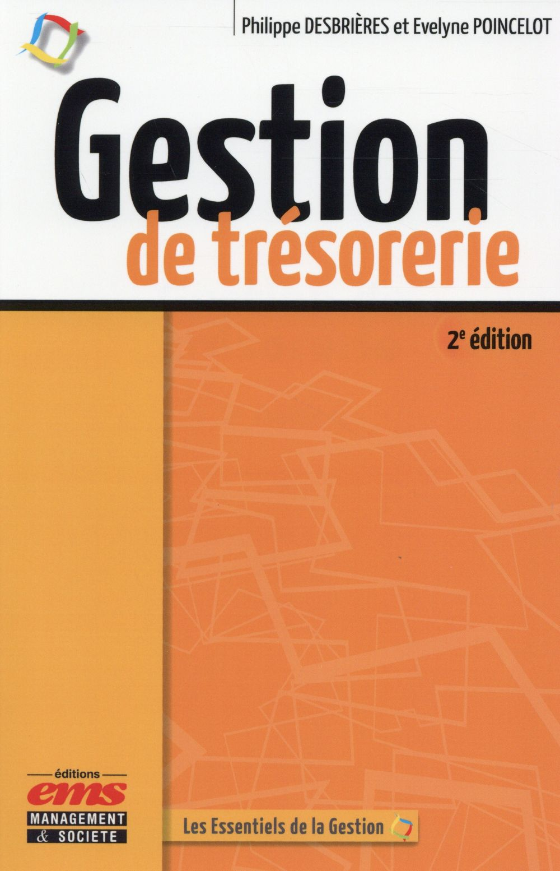 GESTION DE TRESORERIE