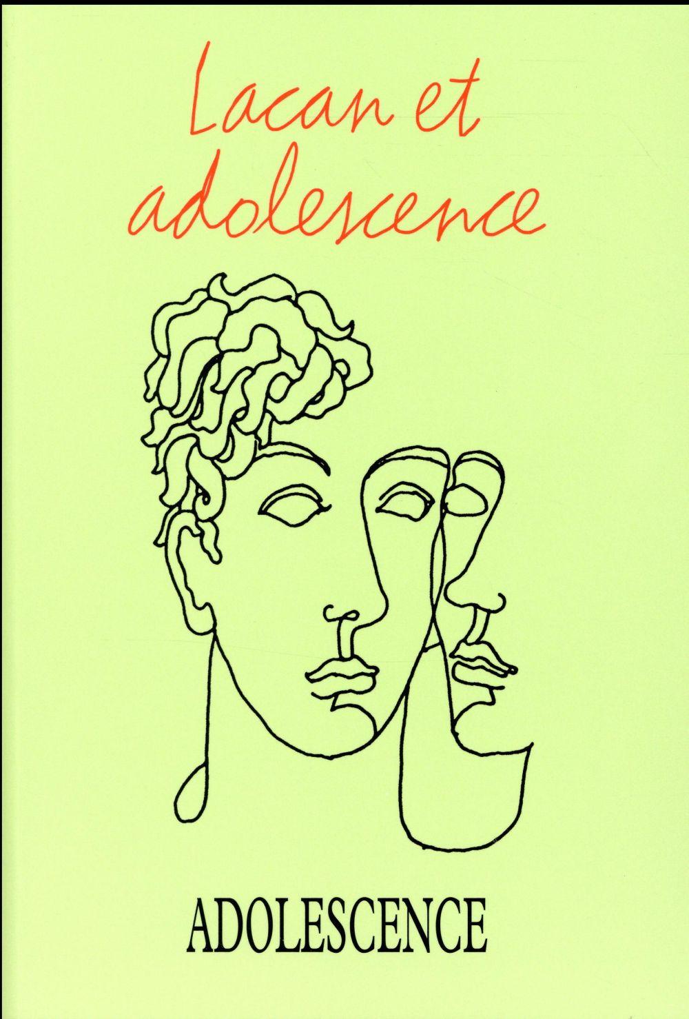 ADOLESCENCE N  96 - LACAN ET ADOLESCENCE - 2016 T.34 N  2.