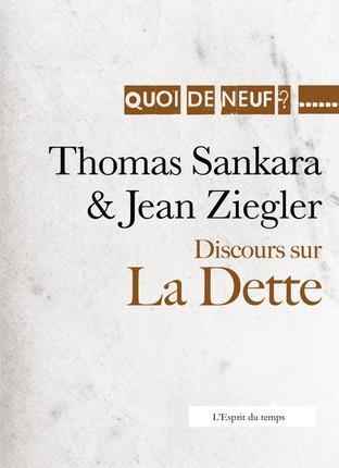 DISCOURS SUR LA DETTE - 2E EDITION - CETTE NOUVELLE EDITION REMPLACE LE 9782356391353