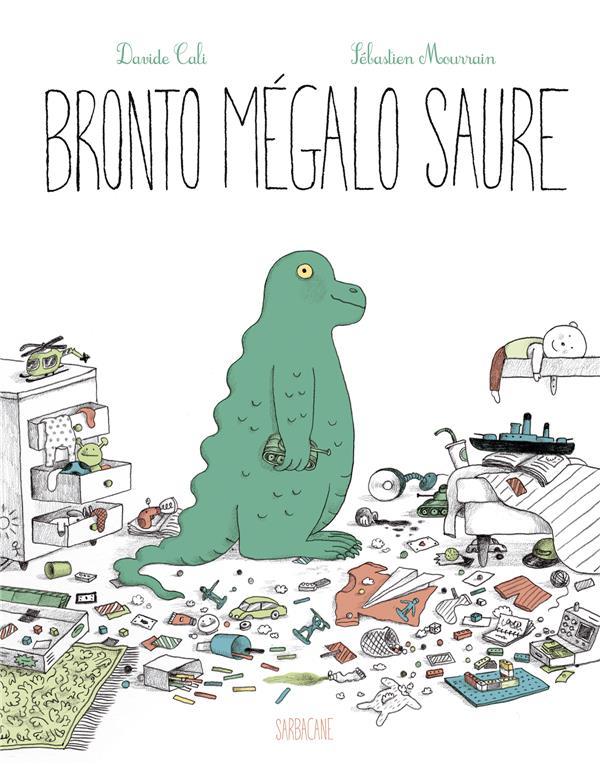 BRONTO MEGALO SAURE