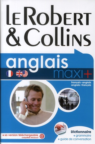 R&C MAXIPLUS ANGLAIS + CARTE
