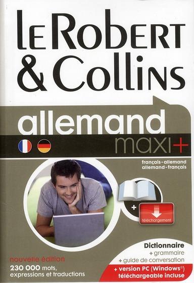 R&C MAXIPLUS ALLEMAND + CARTE