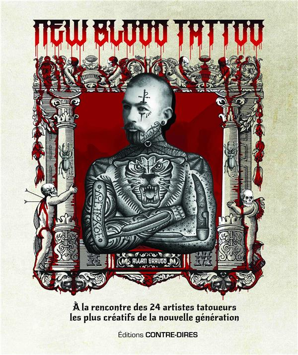 NEW BLOOD TATOO