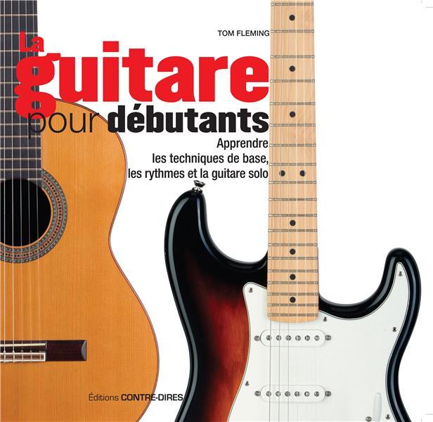 GUITARE POUR DEBUTANTS (LA)