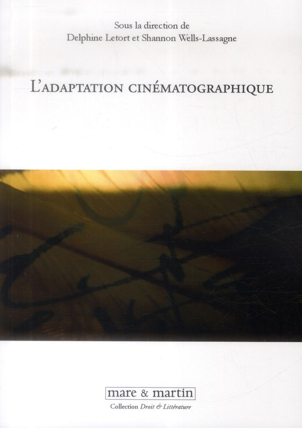 L ADAPTATION CINEMATOGRAPHIQUE  PREMIERES PAGES PREMIERS PLANS