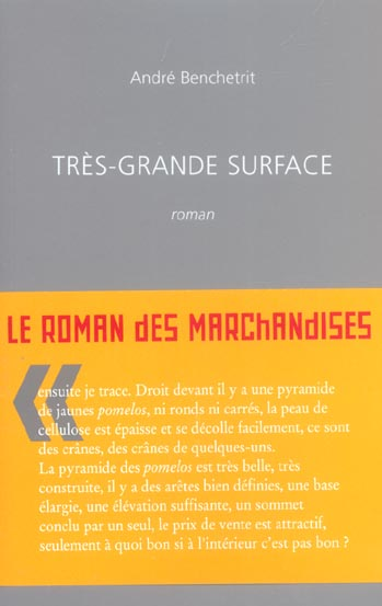 TRES-GRANDE SURFACE