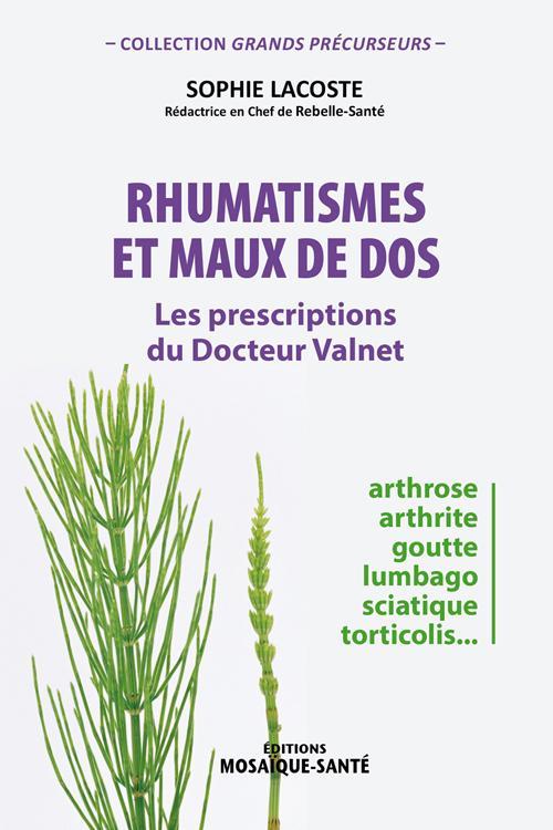 RHUMATISMES ET MAUX DE DOS
