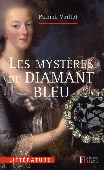 LES MYSTERES DU DIAMANT BLEU