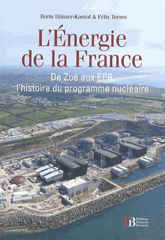 L ENERGIE DE LA FRANCE