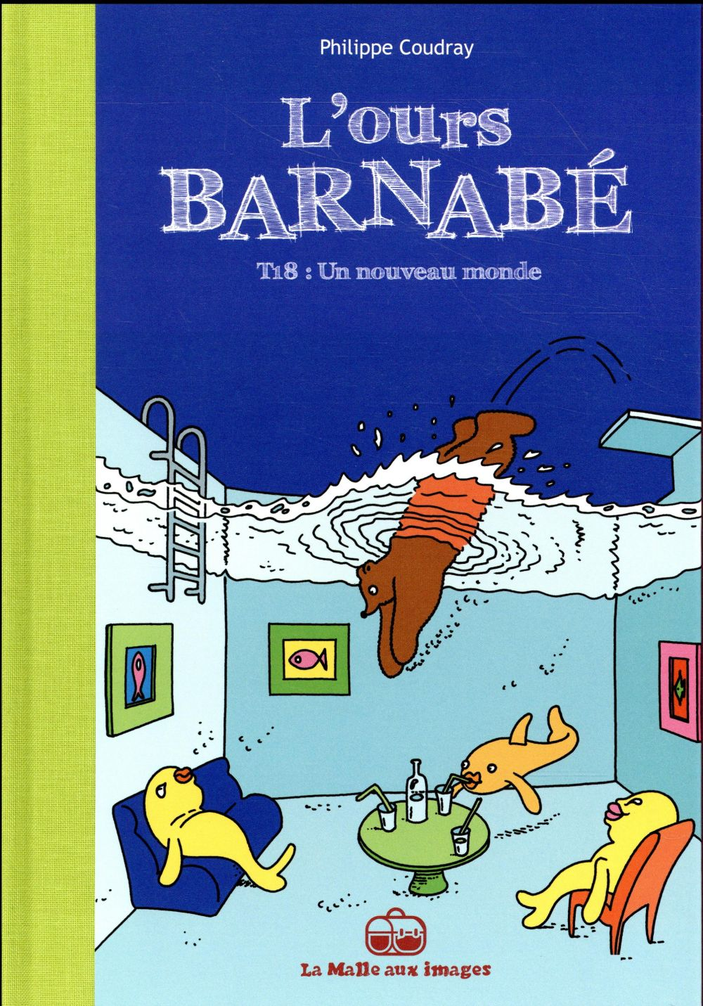 L'OURS BARNABE T18