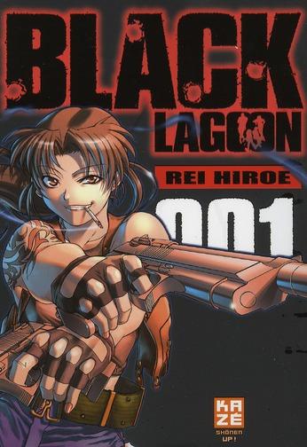 BLACK LAGOON T01