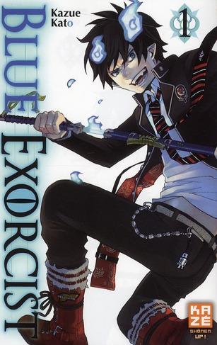 BLUE EXORCIST T01