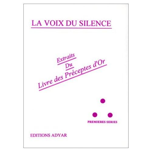 VOIX DU SILENCE