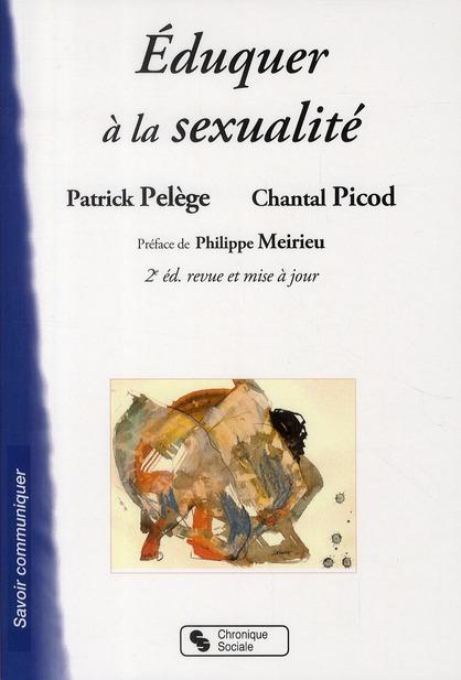 EDUQUER A LA SEXUALITE