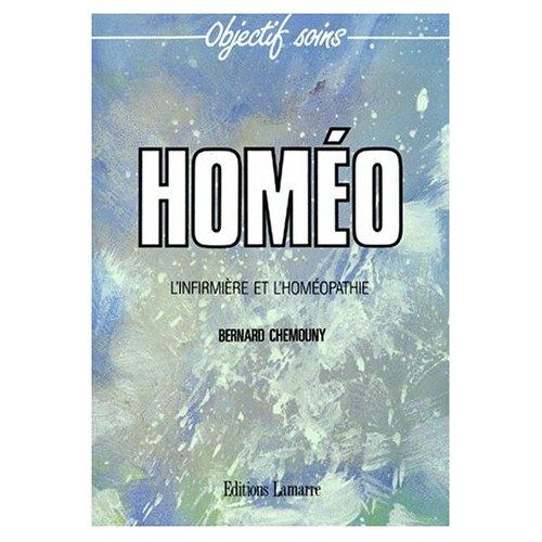 HOMEO L'INFIRMIERE ET L'HOMEOPATHIE