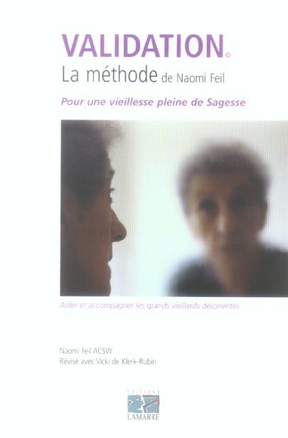 VALIDATION LA METHODE NAOMIE FEIL - LA METHODE DE NAOMI FEIL