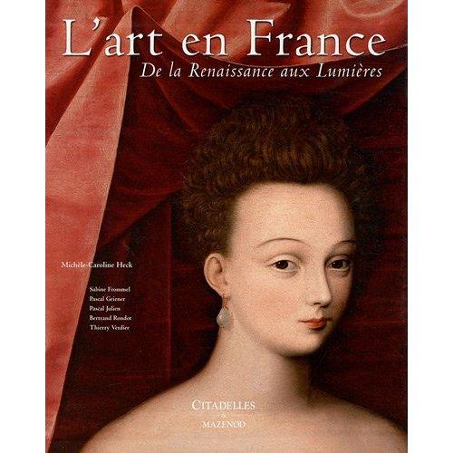 COFFRET L'ART EN FRANCE - 2 VOLUMES
