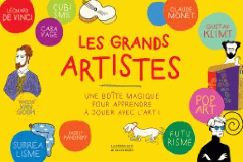 LES GRANDS ARTISTES