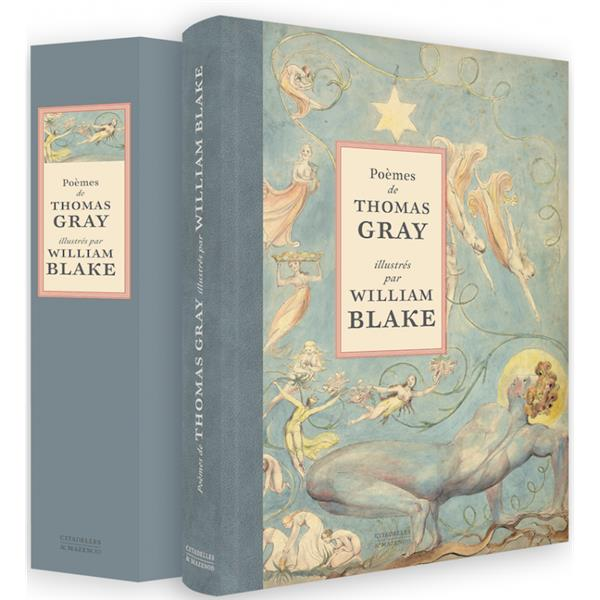 POEMES DE THOMAS GRAY ILLUSTRES PAR WILLIAM BLAKE