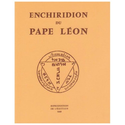 ENCHIRIDION DU PAPE LEON