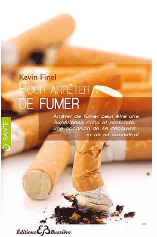POUR ARRETER DE FUMER