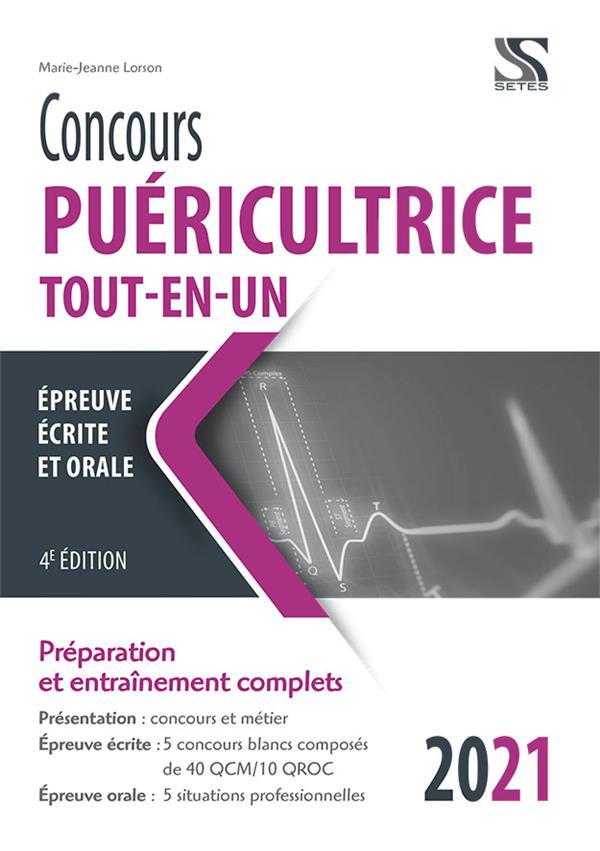 CONCOURS PUERICULTRICE 2021 - TOUT-EN-UN