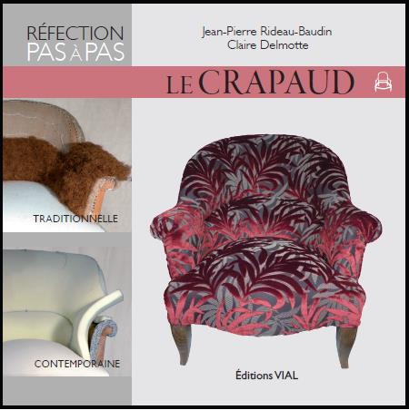 REFECTION DES SIEGES - LE CRAPAUD