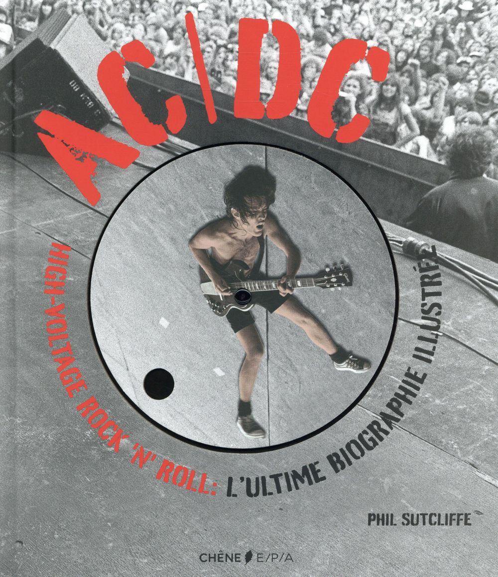 AC/DC HIGH VOLTAGE ROCK N ROLL