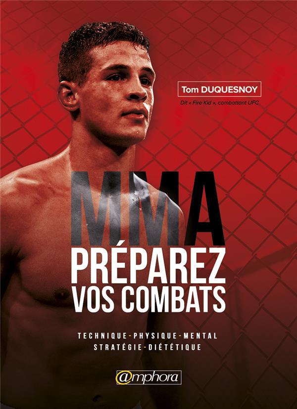 MMA PREPARER VOS COMBATS