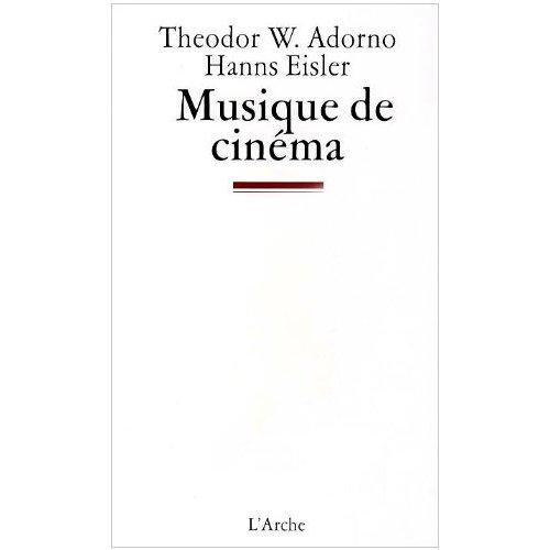 MUSIQUE DE CINEMA