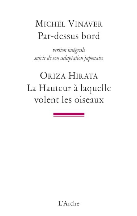 PAR-DESSUS BORD / LA HAUTEUR A LAQUELLE VOLENT LES OISEAUX