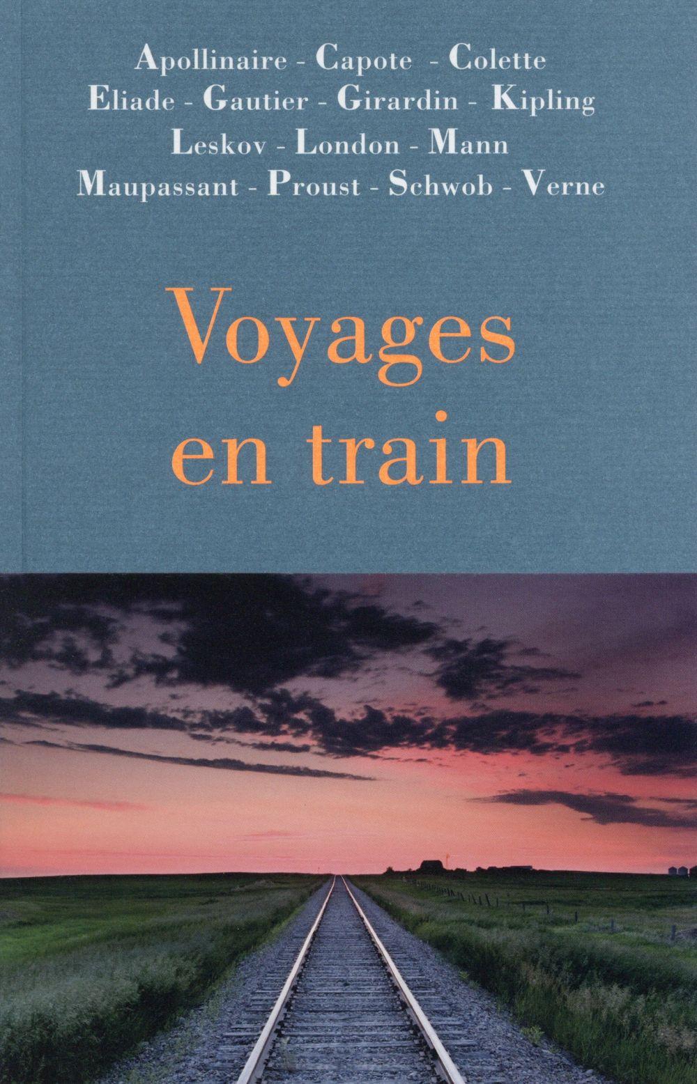 VOYAGES EN TRAIN
