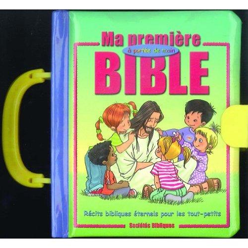 MA PREMIERE BIBLE A PORTEE DE MAIN